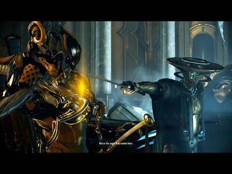 Warframe: The War Within Quest - Cutscenes/Dialogue (Neutral)