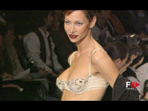 CHANTAL THOMASS Fall 1994/1995 Paris - Fashion Channel