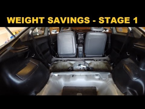 Car Weight Removal