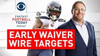 WAIVER WIRE Targets, Pickups for Week 13 | 2019 Fantasy Football Advice | Fantasy Football Today