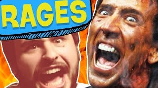 8 MAIORES RAGES DO CINEMA!
