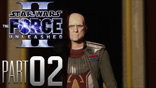 Star Wars: The Force Unleashed 2 HD Gameplay Walkthrough Part 2 - Let