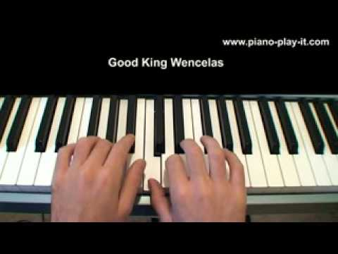Good King Wencelas - Level 2 - Christmas Carols - Free Piano Sheet Music