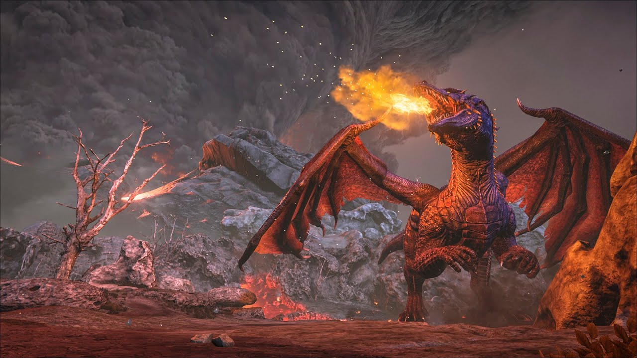Dragon - Official ARK: Survival Evolved Wiki