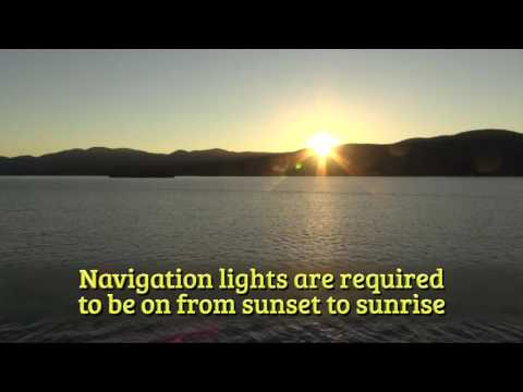 Boating Safely on Lake George