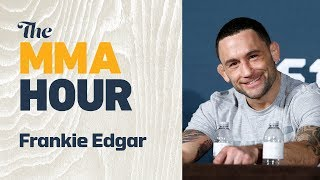 Frankie Edgar Aiming to Return in March or April to Fight Max Holloway