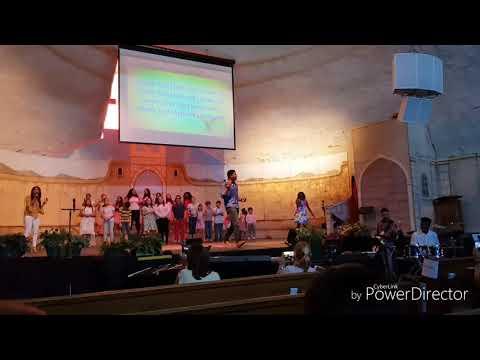 Coral park Christian academy spring kids concert