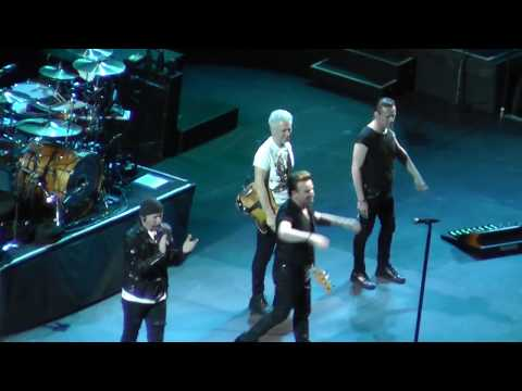 U2 6/25/17: 15 - Mothers of the Disappeared - Foxborough, MA