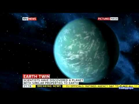 Kepler 22b NASA's First New Planet Discovered Earth like ...