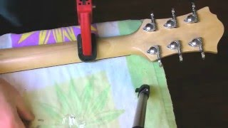 Grover Tuners Made in China, Onto BC Rich Neck