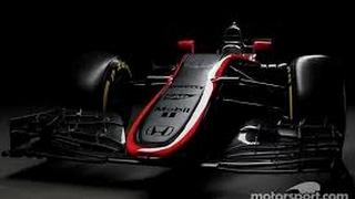 F1 2015 Karrier McLaren Honda Jenson Button Nincs Hang 