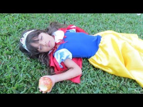 Branca De Neve Historinha Disney Youtube