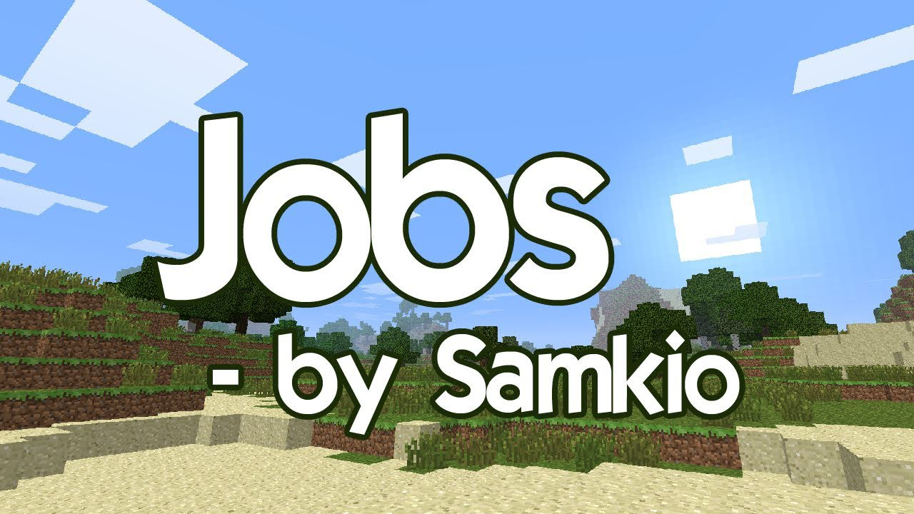 Overview - Jobs Reborn - Bukkit Plugins - Projects - Bukkit