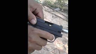 Repeat youtube video ปืนดัดแปลง22ทดสอบ