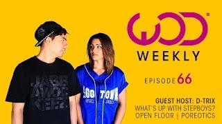 D-Trix | Step Boys | Kinjaz | Open Floor | Antoine Frost | #WODWeekly 66