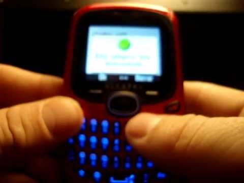Liberar Alcatel OT255 en www.decodigos.com