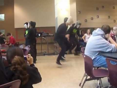 Shakopee Senior High School LEAD Flash Mob 2012