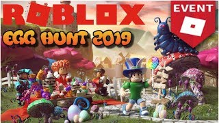 Roblox / Egg Hunt 2019 event date given - Definitely watch