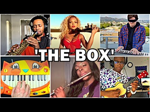 Who Played it Better: Roddy Ricch – The Box (Flute, Sax, Violin, Piano, Guitar, Cat Piano, Trumpet)