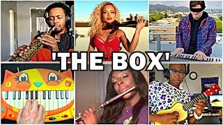 Who Played it Better: Roddy Ricch - The Box Flute, Sax, Violin, Piano, Guitar, Cat Piano, Trumpet