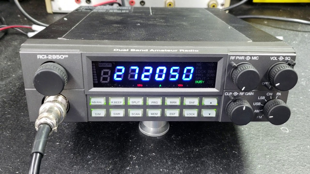 Repeat RCI-2950CD tune up report for Scorpion Repair Shop in ... on