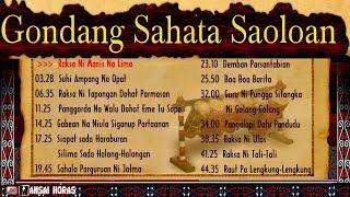 GONDANG Sahata Saoloan - Original Gondang Nonstop   HORAS