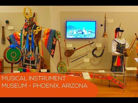 MUSICAL INSTRUMENT MUSEUM visit - PHOENIX AZ
