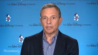 Bob Iger Discusses Disney
