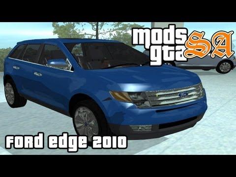 Gtasa Ford Edge