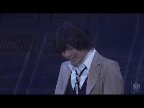 Dazai bullying Chuuya ( Bungou Stray Dogs Stage play)