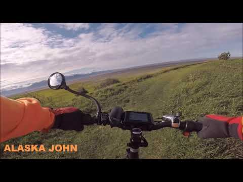 RadMini Electric Bicycle Ride - Anchorage Alaska - August 14th 2017
