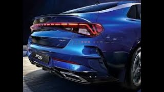 The all new Kia K5 GT (FACTS) …
