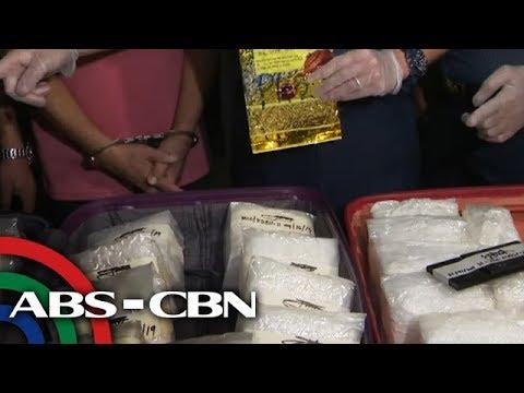 P204-milyong halaga ng 'shabu' nasamsam sa Pasig | TV Patrol