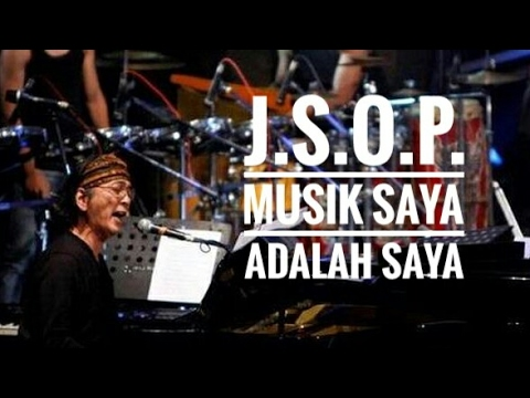 Keenan Nasution - Cakrawala Senja (Yockie Suryoprayogo's Musik Saya Adalah Saya)