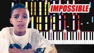 Balti - Ya Lili - Piano Impossible by VN