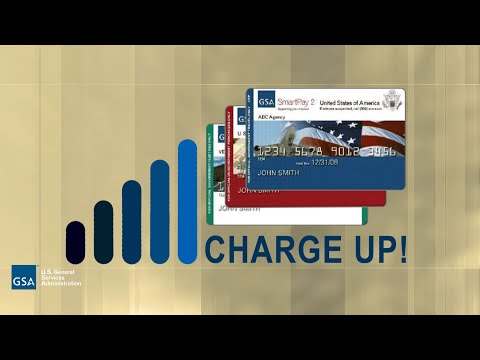 Charge Up: Getting to Know GSA SmartPay
