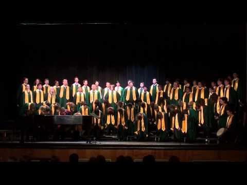 CHS A-Choir 2014 PIL District Champions - Peze Kafe