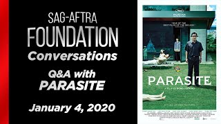Conversations with PARASITE