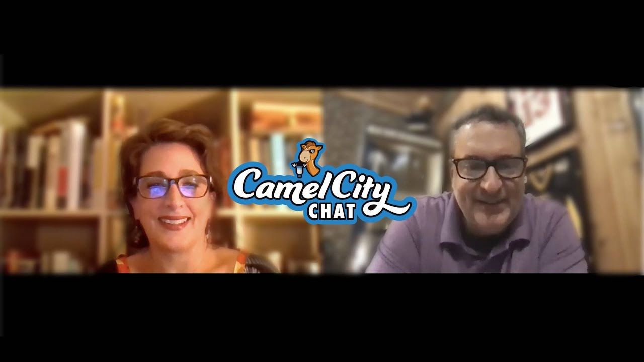 Camel City Chat Episode 27 with Katherine White