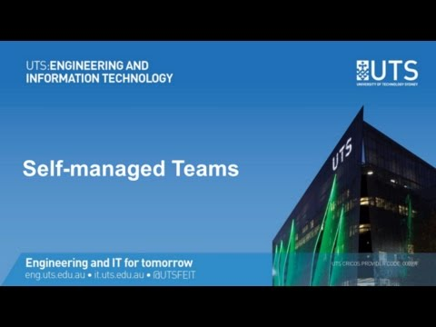 04 Self managed teams
