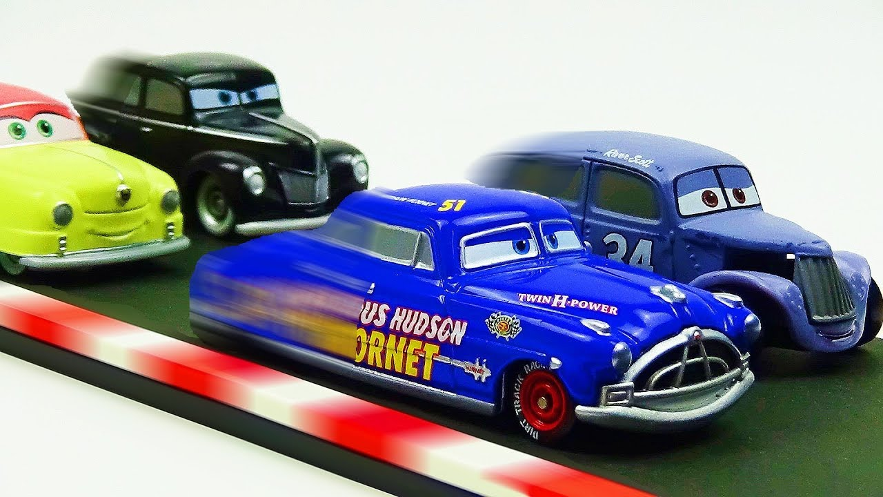 Cars 3 retired cars race stop motion animation videos - Watch cars 3 online free dailymotion ...