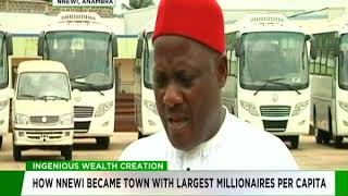 How Nnewi became the Nigerian town with largest millionaires per capita