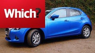 Video New Mazda 2  - Which? Car first drive download MP3, 3GP, MP4, WEBM, AVI, FLV Juli 2018