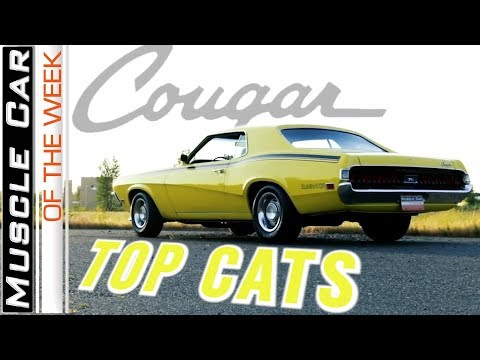 mercury-cougar-muscle-cars-from-the-brothers-collection---muscle-car-of-the-week-video-episode-351