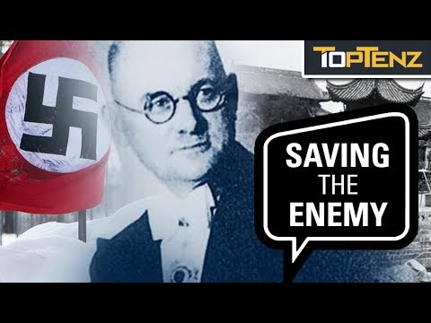 10 Astonishing Cases of People being Saved by the Enemy