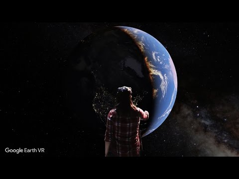 Thumbnail: Google Earth VR — Bringing the whole wide world to virtual reality