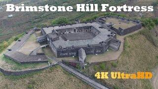 Brimstone Hill Fortress in 4K UltraHD