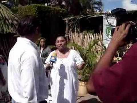 Hanal Pixan, Entrevista con una Yucateca