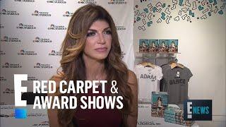 Teresa Giudice Explains Her Reunion With Danielle Staub | E! Live from the Red Carpet