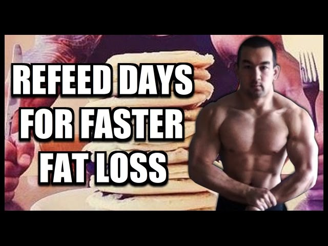 How A Refeed Day Can Improve Fat Loss